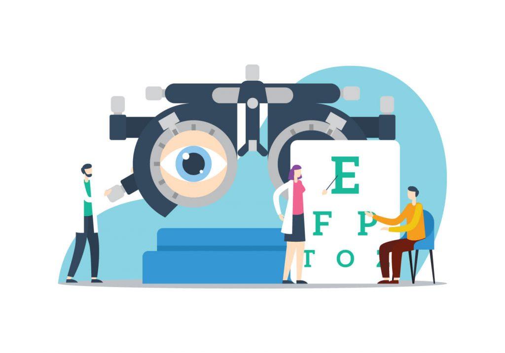 Ophtalmologue vs orthoptiste