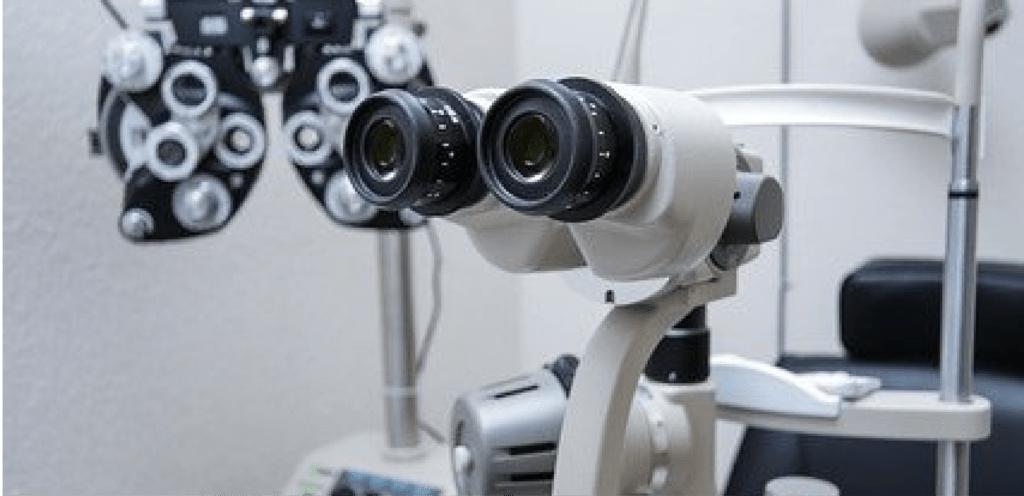 photo de machine d'ophtalmologues