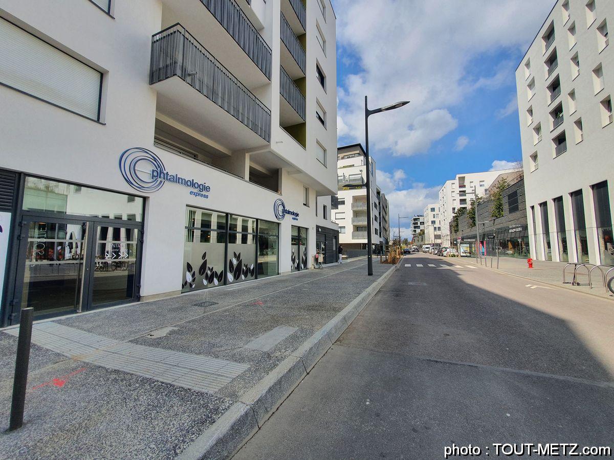 Photo article ouverture du centre à Metz