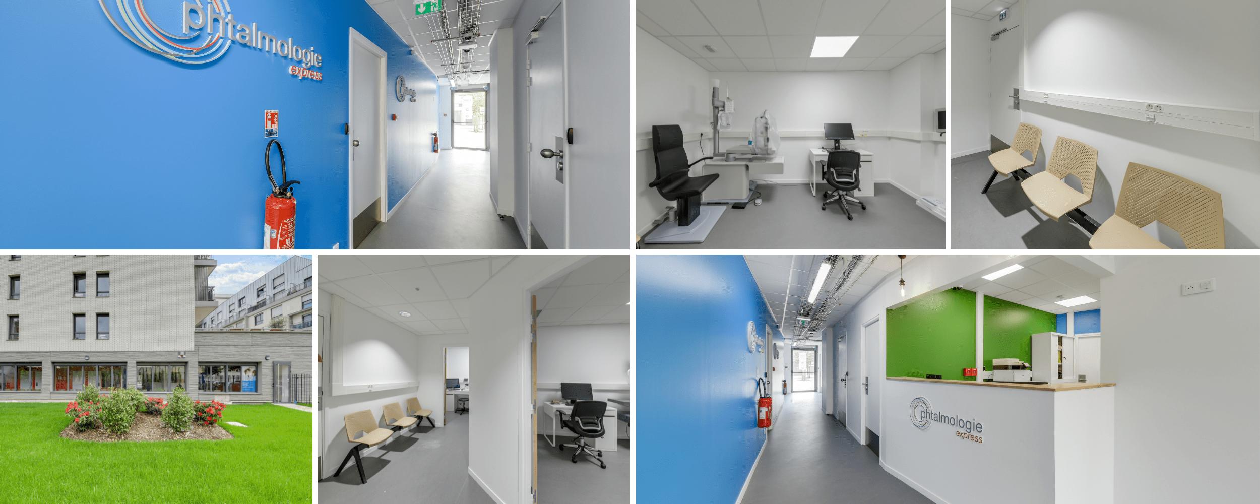 Centre Ophtalmologique d'Ivry-sur-Seine